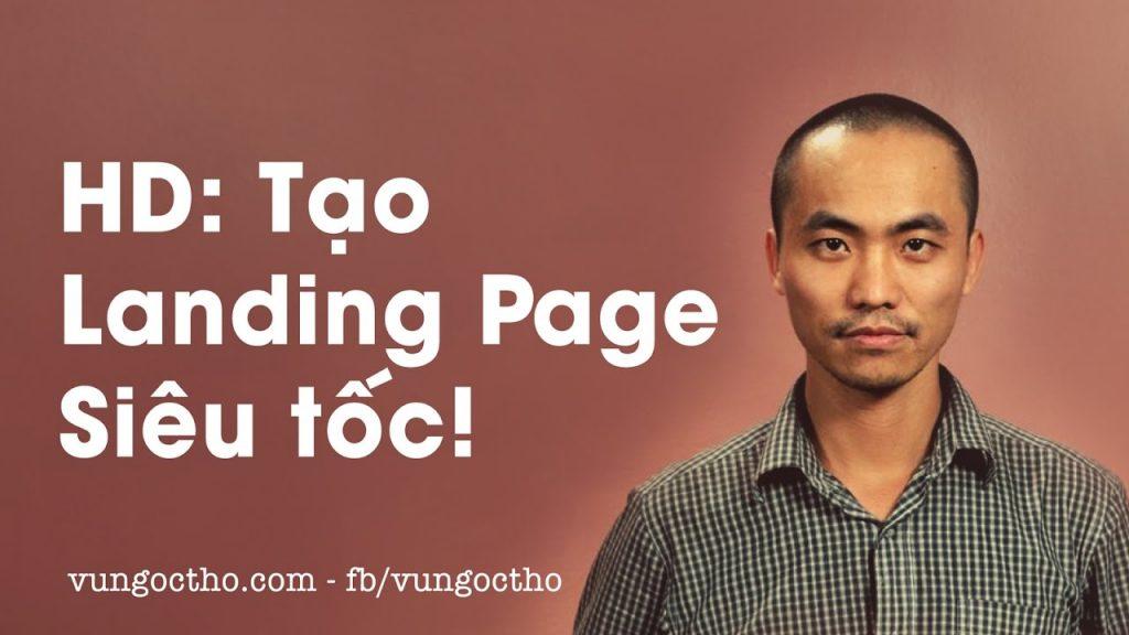Landing page là 1 trang wed đơn giản mà giúp cho Marketer tìm kiếm được khách hàng tiềm năng và nhắm trúng đích của mình. Nhìn ở góc độ của nhà thiết kế web thì nó rất đơn giản đến mức độ