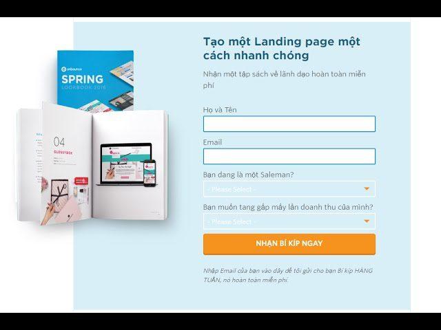 Hướng dẫn làm Landing Page với theme NewsPaper và sử dụng Plugin Visual Composer