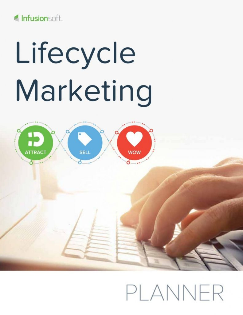 Lifecycle Marketing Planner